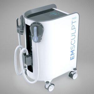 Emsculpt NEO facts, device, body contouring machine