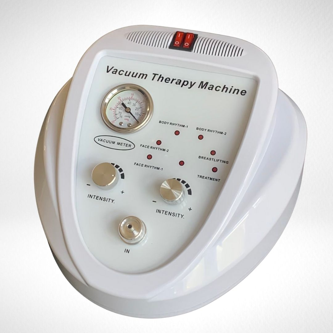 Vacuum Therapy Machine Facts, aesthetic device