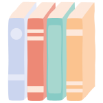 4 books graphic