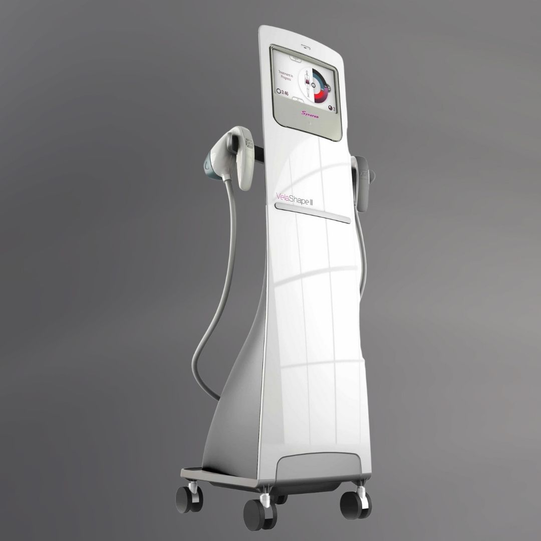 Veleshape III facts, body contouring device