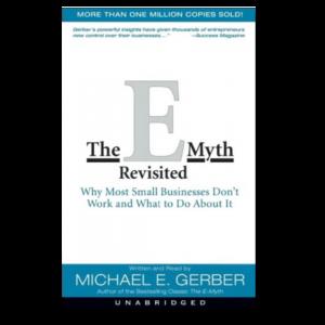 The EMyth book cover