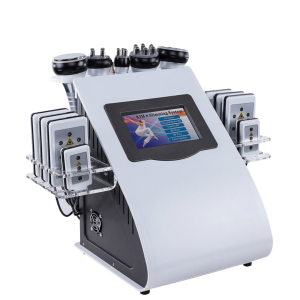 6-in-1 40k body contouring machine