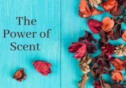 Harness the power of scent to sell